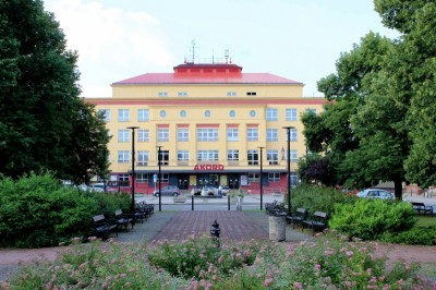 Ostrava - zábřeh